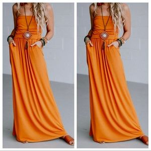 Fabulous Best favorite style tube maxi dress